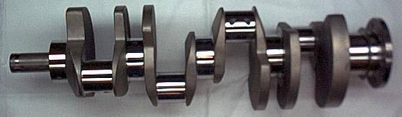 Crower crankshaft